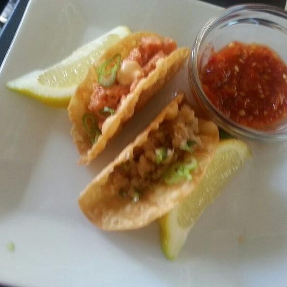 fish tacos @ Sushi Maki