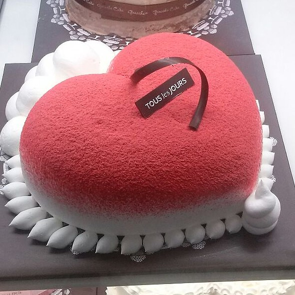 Cream Cake @ Tous Le Jours