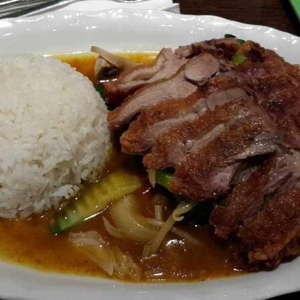 Exotique Vietnamese Curry With Duck @ Dos Vietnam Streetfood