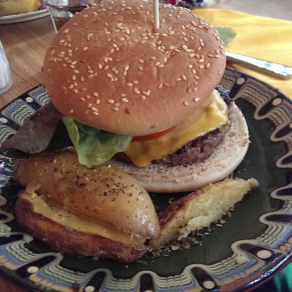 Kids Burger @ Rachel