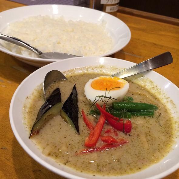 Green Curry @ メーヤウ 早稲田店