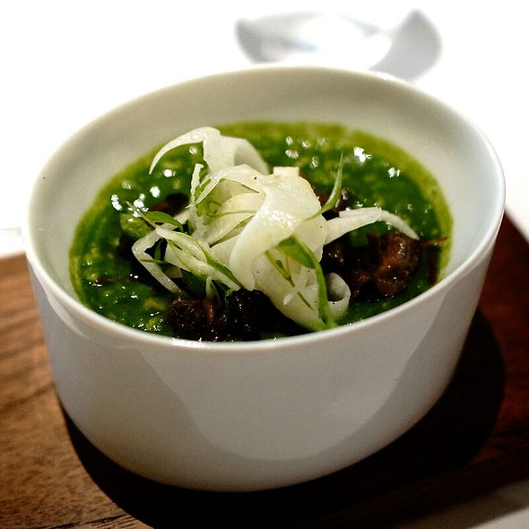 Snail Porridge @ The Fat Duck