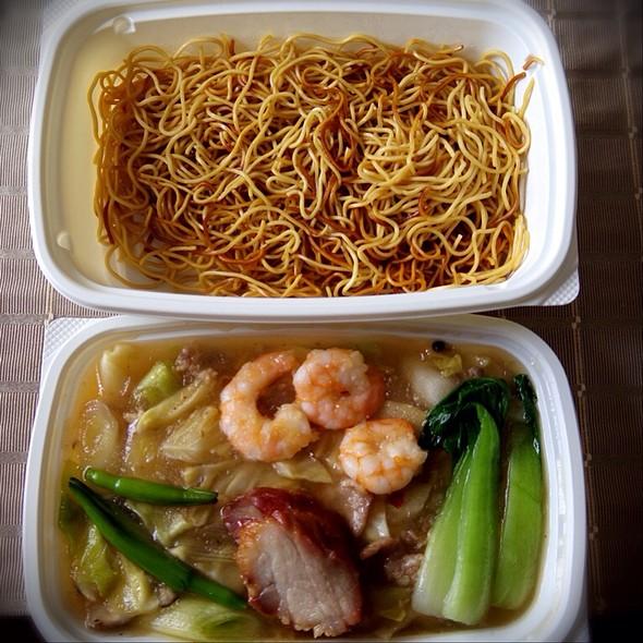 Chow Mein Set @ Takashimaya