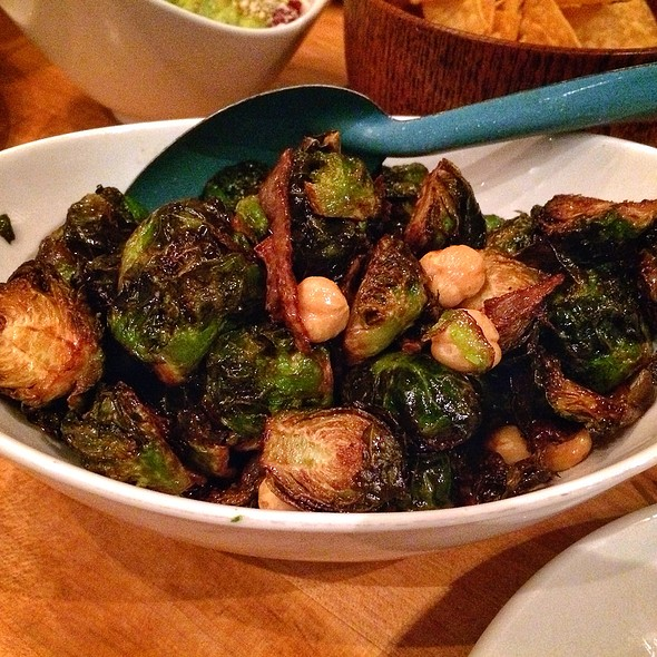 Brussel sprouts @ Lolo