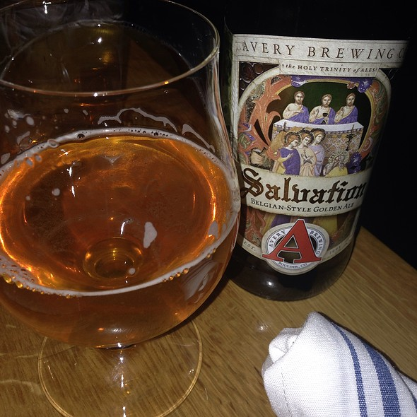 Avery Salvation Belgian Ale