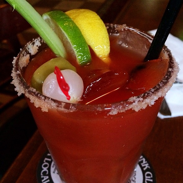 Bloody Mary @ J&M Café and Cardroom