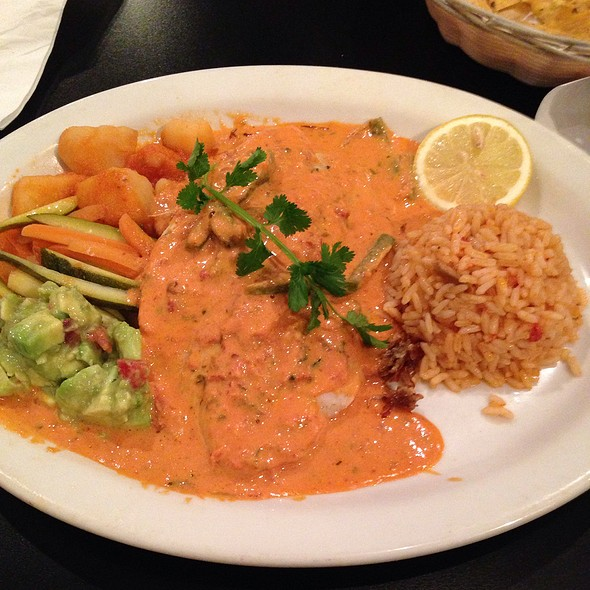 Chipotle Fish Fillet  - La Margarita Restaurant & Bar, Indianapolis, IN