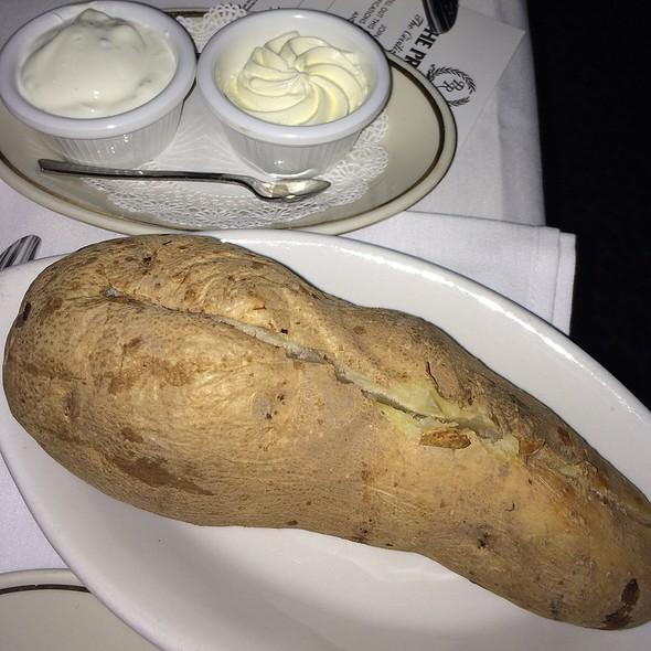 Baked Potato - The Prime Rib, Philadelphia, PA