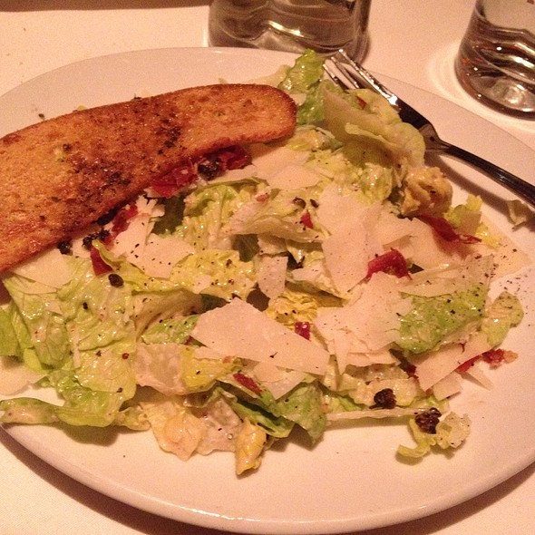 Caesar Salad - Fleming's Steakhouse - Livonia, Livonia, MI