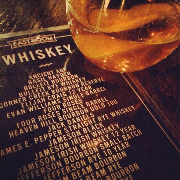 Sazerac @ East Room