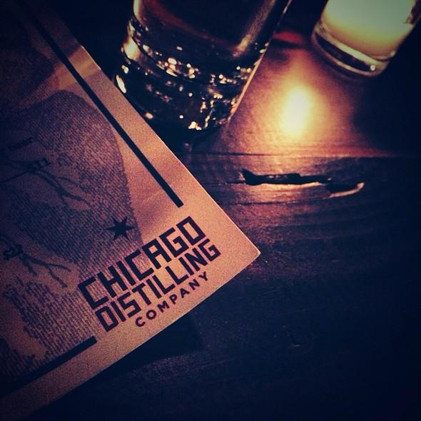 White Whisky @ Chicago Distillery