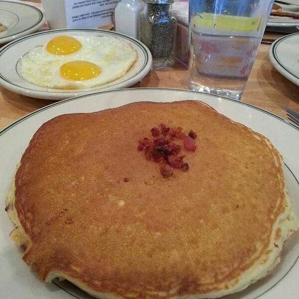 Bacon Pancakes @ Magnolia Pancake Haus