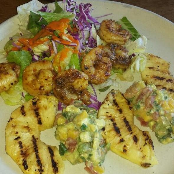 Tropical Shrimp Salad - Mi Casa Mexican Restaurant, Breckenridge, CO