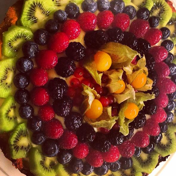 Fruits Cake @ Un cuoco per casa
