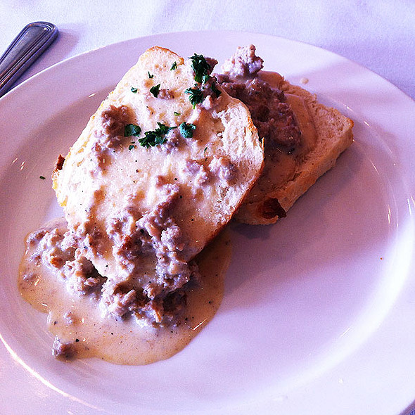 Biscuits & Gravy - Apolline, New Orleans, LA