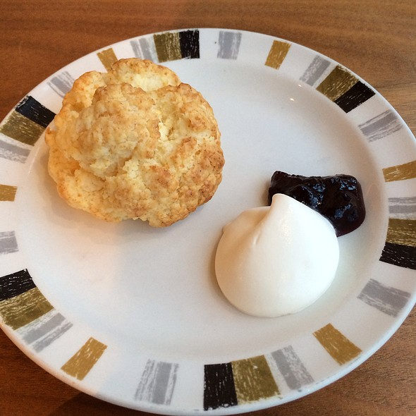 Scone @ Jubilee Coffee and Roaster