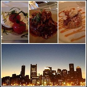Dinner - Mamma Maria, Boston, MA