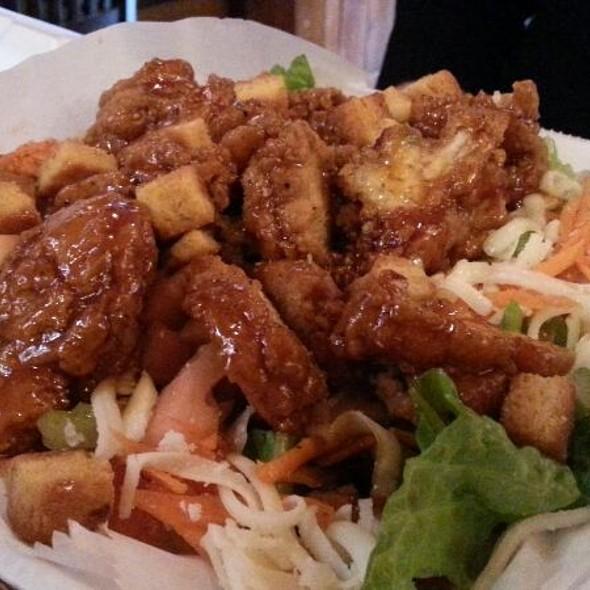 Buffalo Chicken Salad @ BuffaLouie's