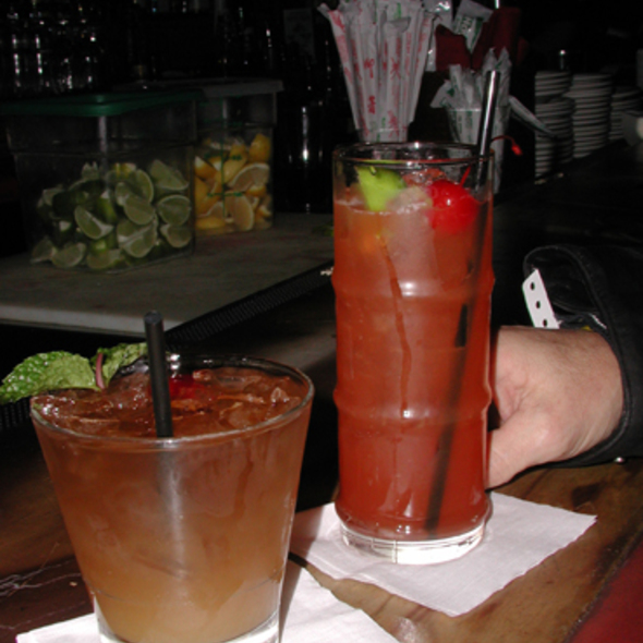 Mai Tai - Don the Beachcomber, Huntington Beach, CA