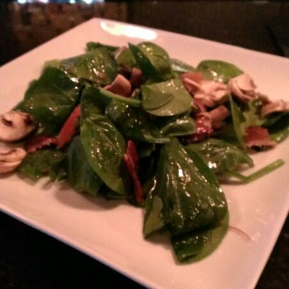Spinach Salad @ Nosh Wine Lounge