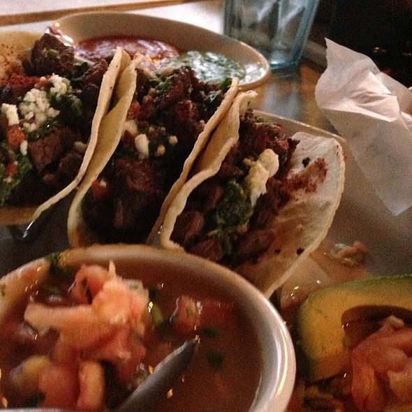Asada Tacos @ Christina's Fine Mexican Palace