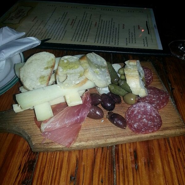 Cheese and Cured Meat Plate - St. Arnold's Mussel Bar - Dupont, Washington, DC