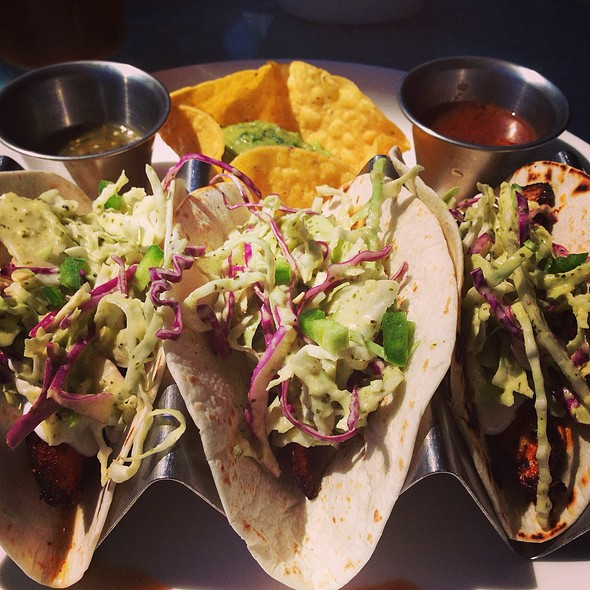 Mahi Tacos - Deck 84, Delray Beach, FL