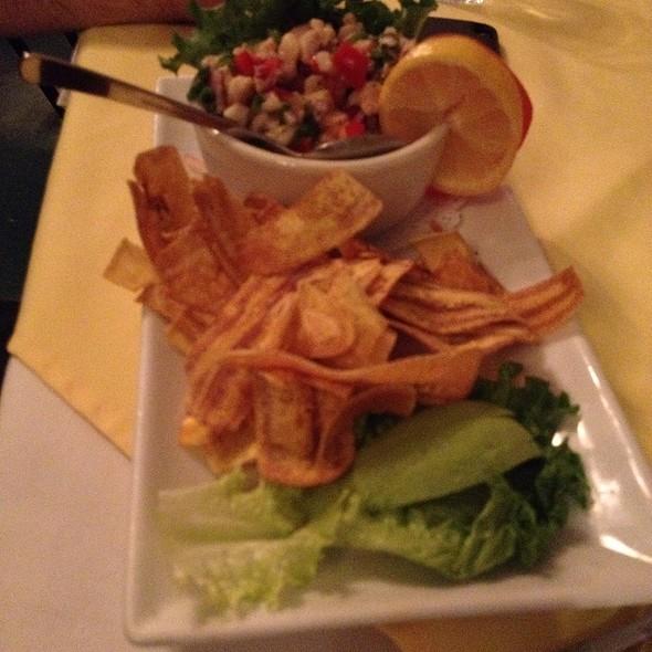 Ceviche de Pescado - La Bella Managua, Toronto, ON