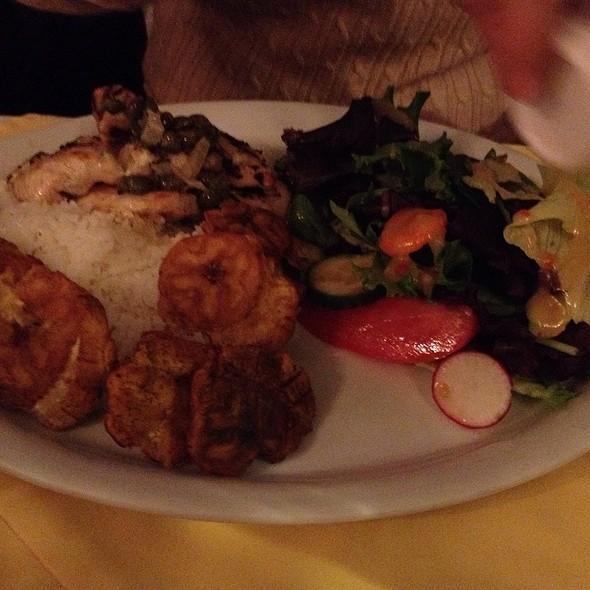 Dorado Fish - La Bella Managua, Toronto, ON