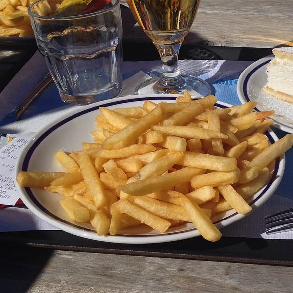 French Fries @ Rifugio Col Dei Baldi