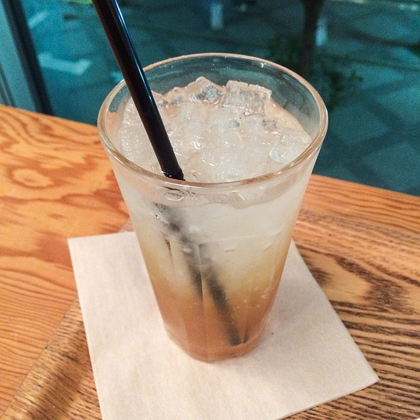 Gingerale @ Café & Meal MUJI 日比谷