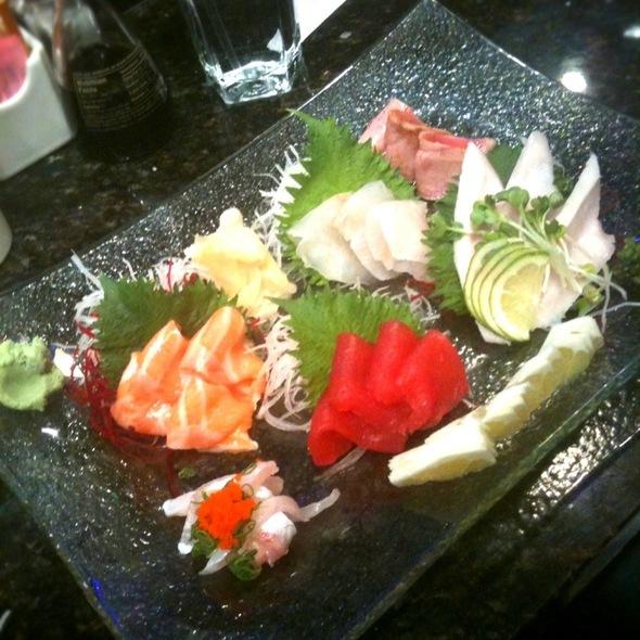 Sashimi @ Sapporo Japanese Steakhouse