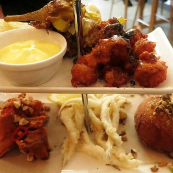 Gran Fritto Misto @ Buca Restaurant