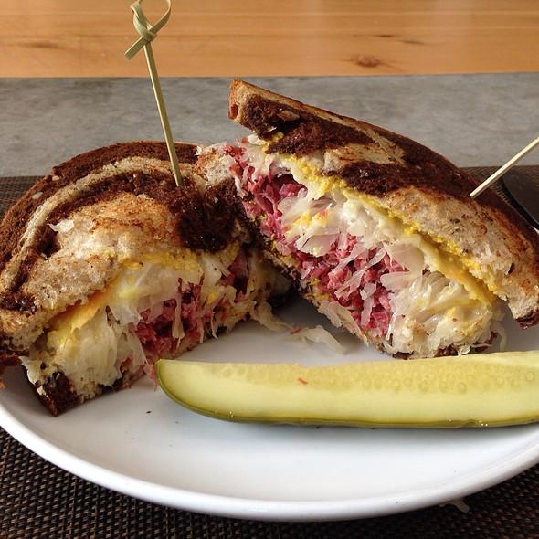 Corned Beef Sandwich - JG Domestic, Philadelphia, PA