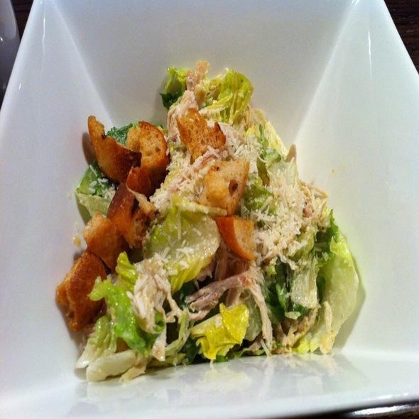 Orzo's Cesar Salad - Orzo Kitchen & Wine Bar, Charlottesville, VA