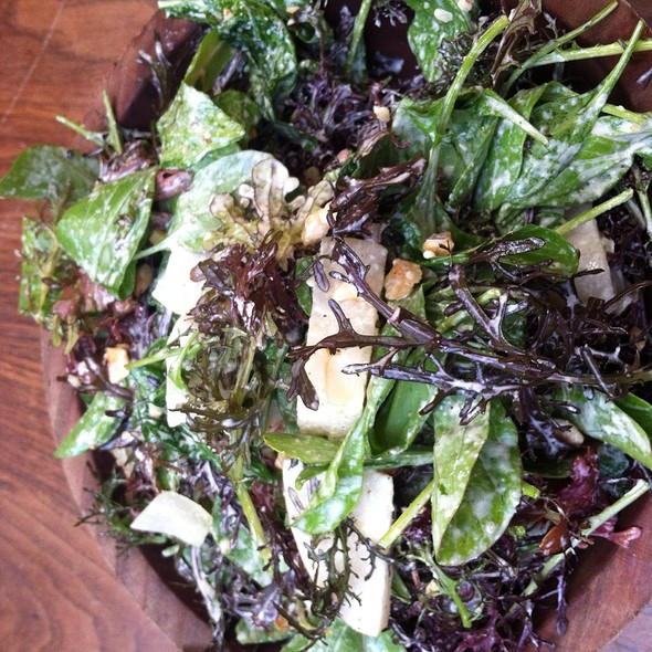 Arugala Pear Salad