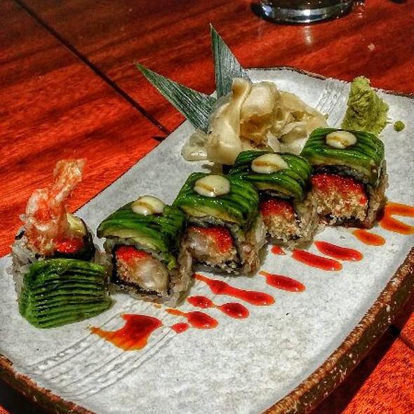 Avocado, Dynamite And Shrimp Tempura Rolls @ Novikov