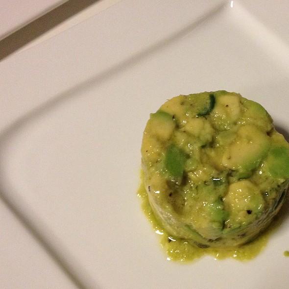 avocado tartare @ The Mistress Of Spices (Chez Moi)