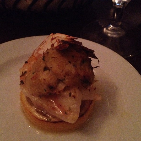 Crab-Stuffed Shrimp - Kunkel's Seafood & Steakhouse, Haddon Heights, NJ
