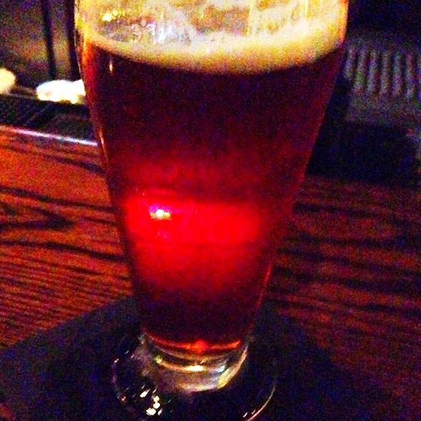 Boont Amber Ale - The Brentwood Restaurant and Lounge, Los Angeles, CA