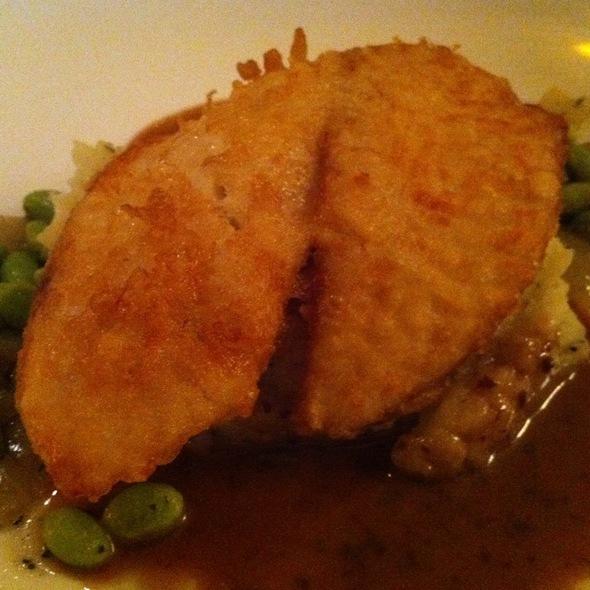 Crispy Tilapia @ Passionfish