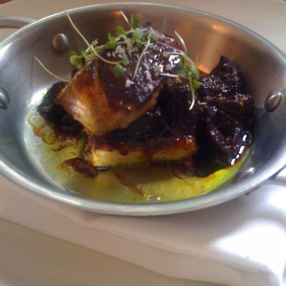 Foie Gras @ Restaurant Tallent