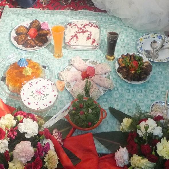 table linen @ alvand