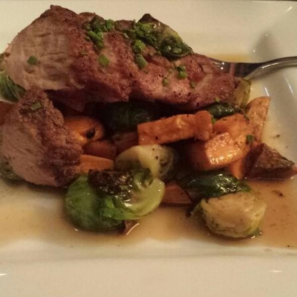 Pork Tenderloin - Bigelow Grille, Pittsburgh, PA