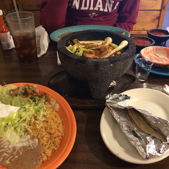 Fajitas @ Puerto Vallarta Mexican Restaurant