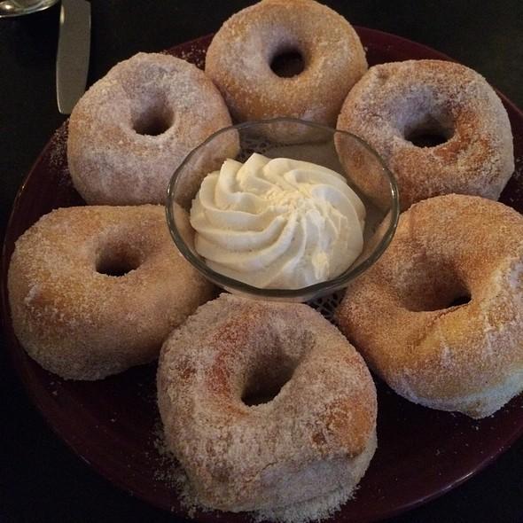 Donuts @ Tabard Inn