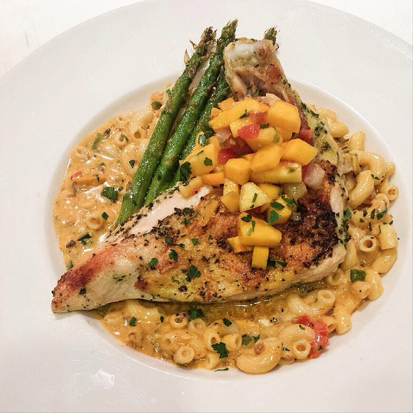 Seared Chicken Breast @ Signature Grill at the JW Marriott Starr Pass Resort & Spa