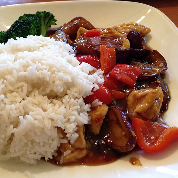 Open Rice Kitchen Menu - Davis, Ca - Foodspotting