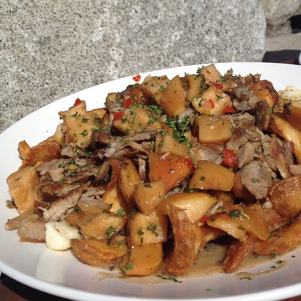 Duck Poutine Fries