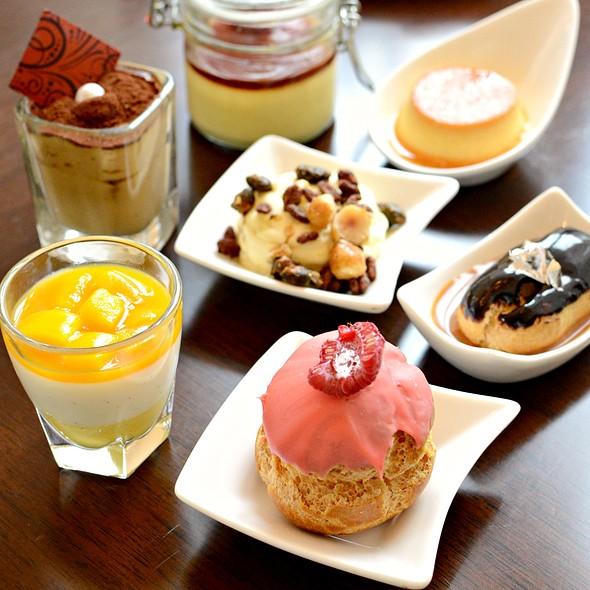 Desserts @ Bene Italian